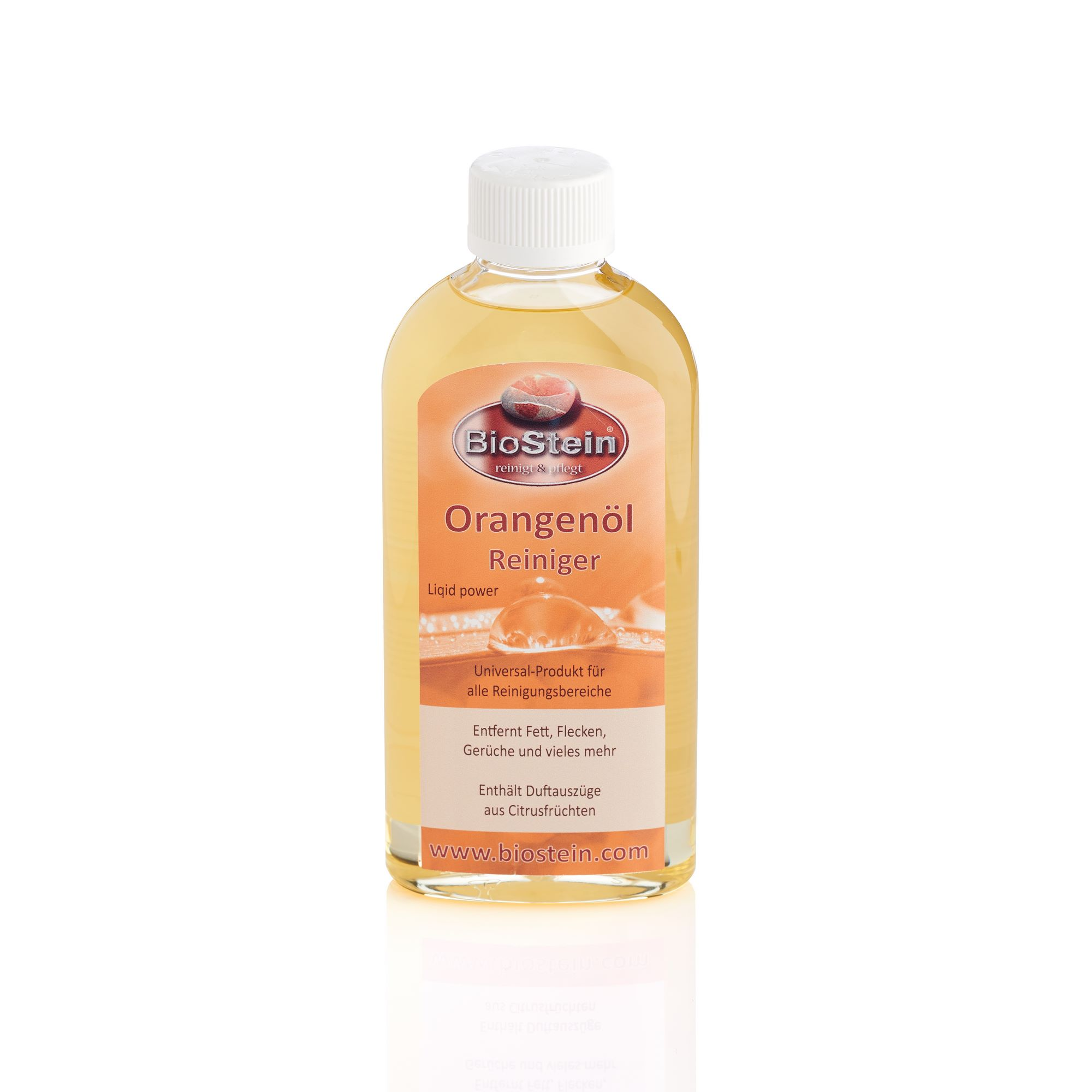 BioStein Cleaner with orange oil